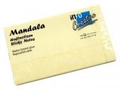 Самозалепващи листчета Mandala 125х75мм