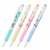 Автоматична химикалка Ico Flower, 0.5мм, синя