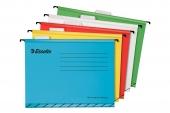 Папка V-образна за картотека, Esselte