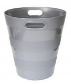 Кошче за отпадъци Ark, 12.5л., сиво