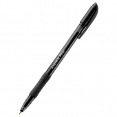 Химикалка Axent Flow черна