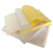 Безконечна принтерна хартия 240/11/2 цветна