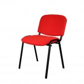 Посетителски стол 8.1130, червен