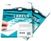 Самозалепващи етикети А4,210х297мм,1 бр/л